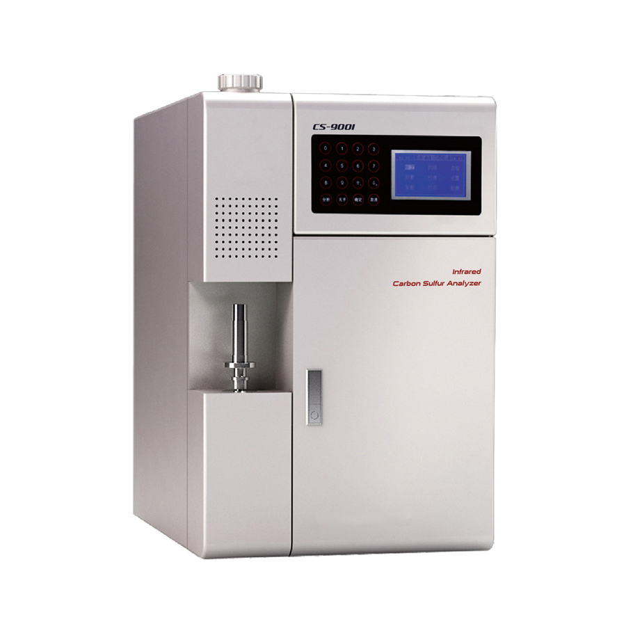High-frequency infrared carbon sulfur analyzer