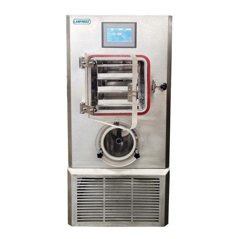 FD-20F series Pilot Freeze Dryer (Lyophilizer) 4kg/24h, suitable for bio, pharmacy, food process