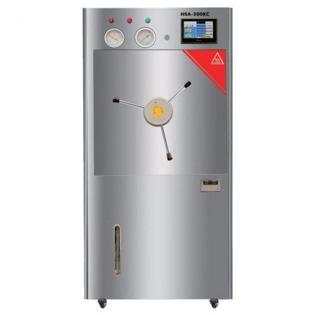 Microcomputer Controlled Horizontal Steam Sterilizer / Autoclave