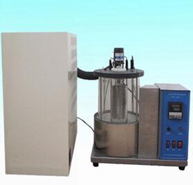 Low temperature kinematic viscometer
