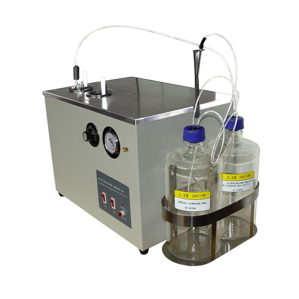 PT-D445-265-2 Capillary Viscometer Washer (Heavy Oil)