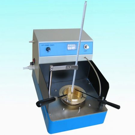 PT-D92-1001 Manual Cleveland Open Cup Flash Point Tester
