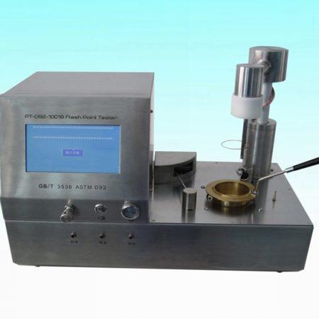 PT-D92-1001B Auto Petroleum & Oil Open Cup Flash Point Tester