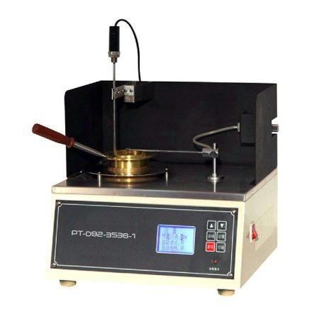 PT-D92-3536 Petroleum & Oil Cleveland Open Cup Flash Point Tester