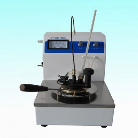 PT-D93-1002 Closed-cup flash point tester for petroleum products (Pensky-Martin method)