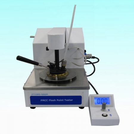 PT-D93-1002A Semi-automatic Closed-cup flash point tester for petroleum products (Pensky -Martin method)