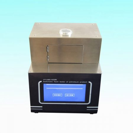PT-D93-1002B Automatic Closed-cup flash point tester for petroleum