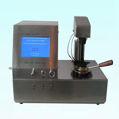 PT-D93-1002C Closed Up Flash Point Tester With Printer (Pensky Martins method)