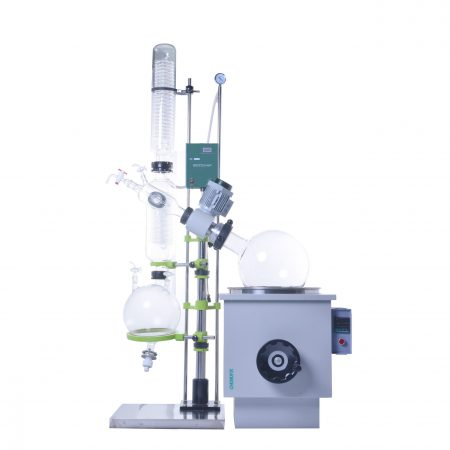 RE-2002 20L Rotary Evaporator Rotovap With Water Bath