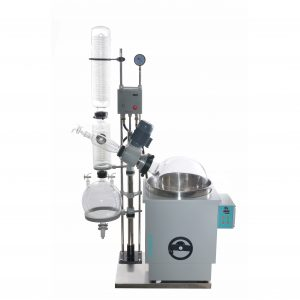 RE-501 EX 5L Explosion-Proof Rotary Evaporator With Water Bath, Electric Lifting