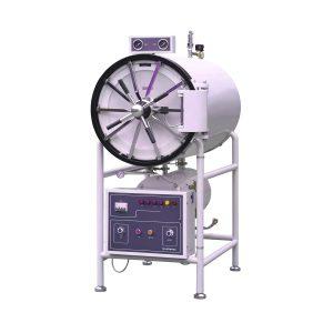 Medical Sterilizer-Horizontal Cylindrical Pressure Steam Sterilizer