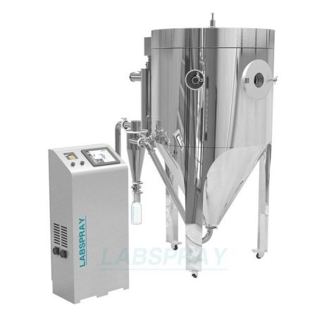 SD-05A Pilot Spray Dryer Machine, 5L/h, Water-Based Solution