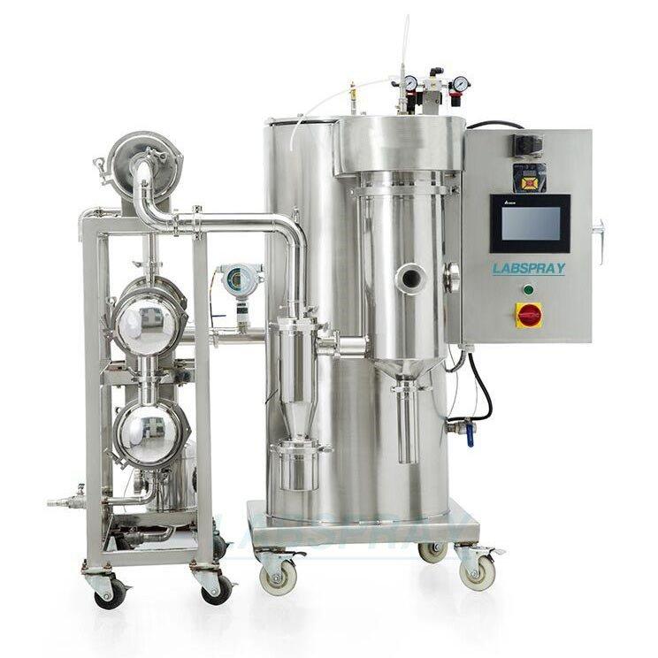 Lab Spray Dryer Inert Loop Organic Solvents