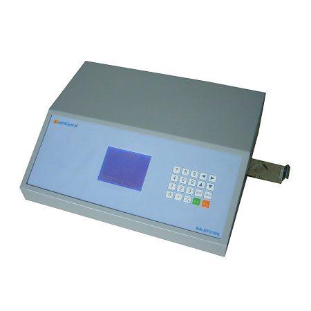 X-Fluorescence Sulfur Detector