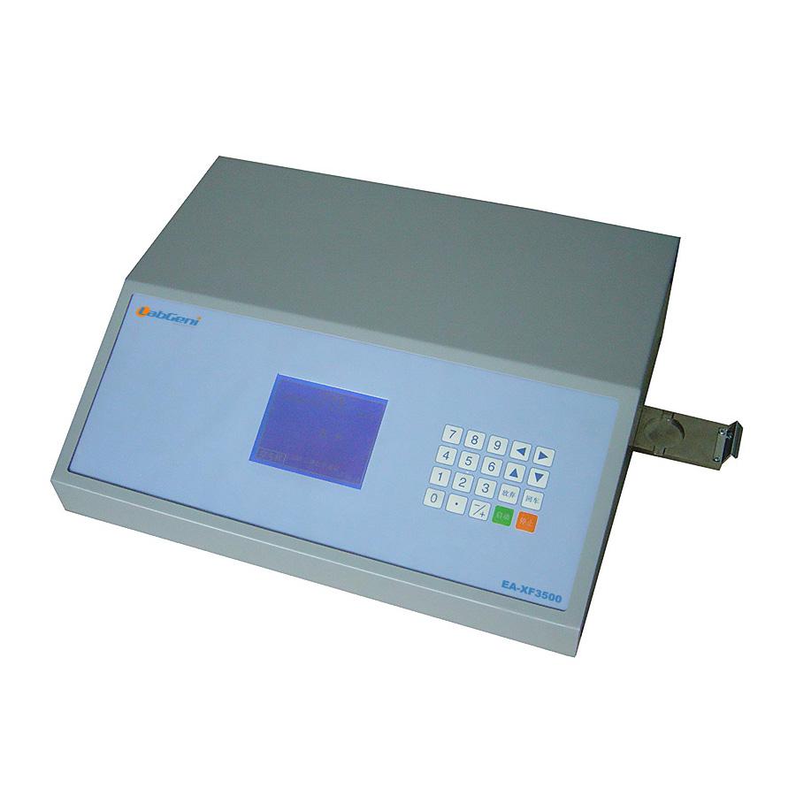 X-Fuorescence Silicon Aluminum Analyzer