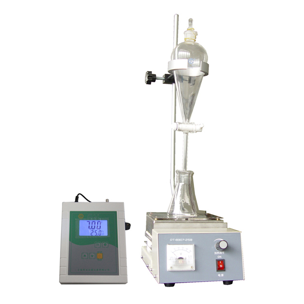 Petroleum Water Soluble Acid and Alkali Tester