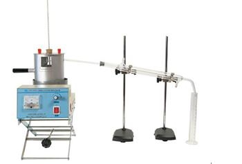 Asphaltum Distillation Tester