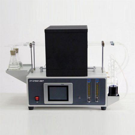 PT-D1551-387 Dark Petroleum Products Sulphur Content Tester (Tubular Oven Method)
