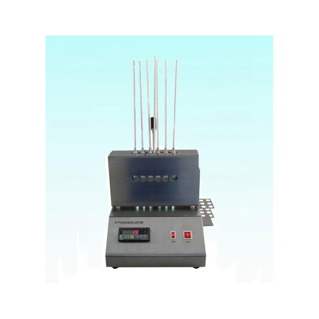 PT-D2265-2019 High Temperature Dropping Point Apparatus