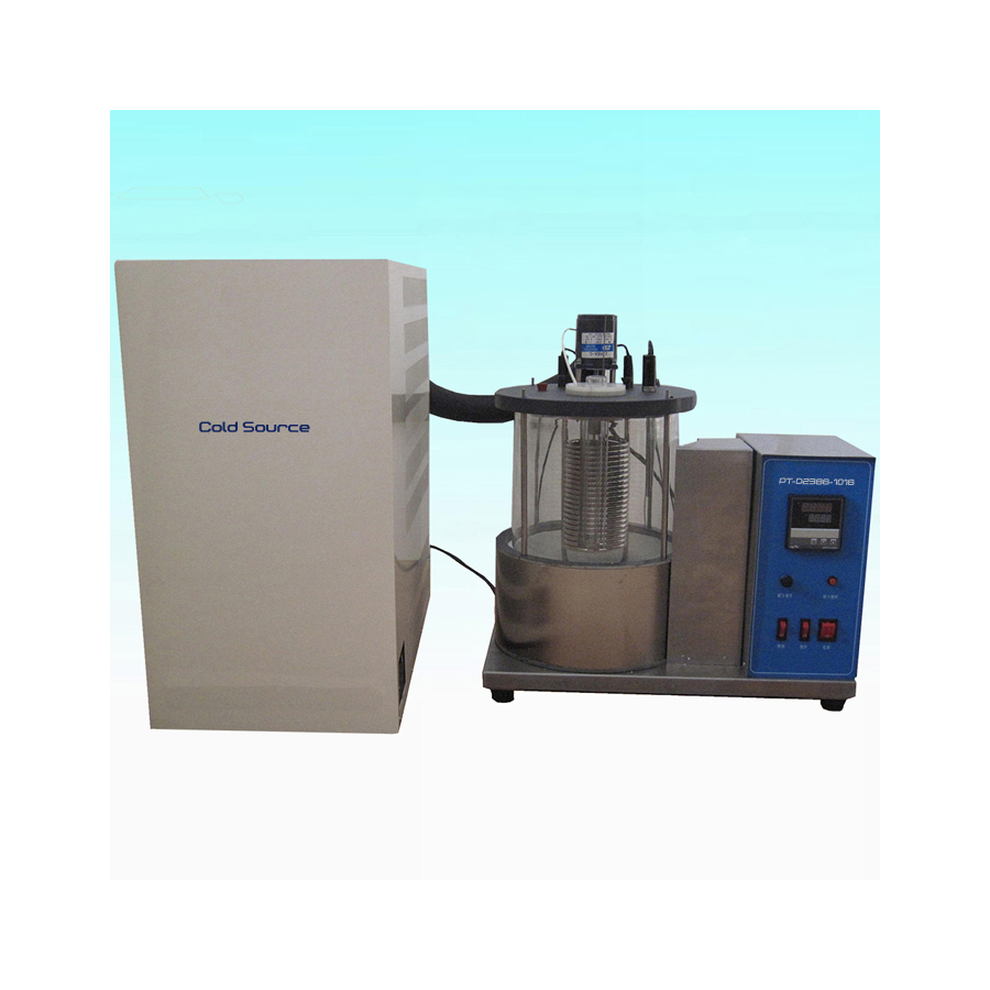 PT-D2386-1016 Freezing Point of Aviation Fuels and cloud & crystallization point for light petroleum