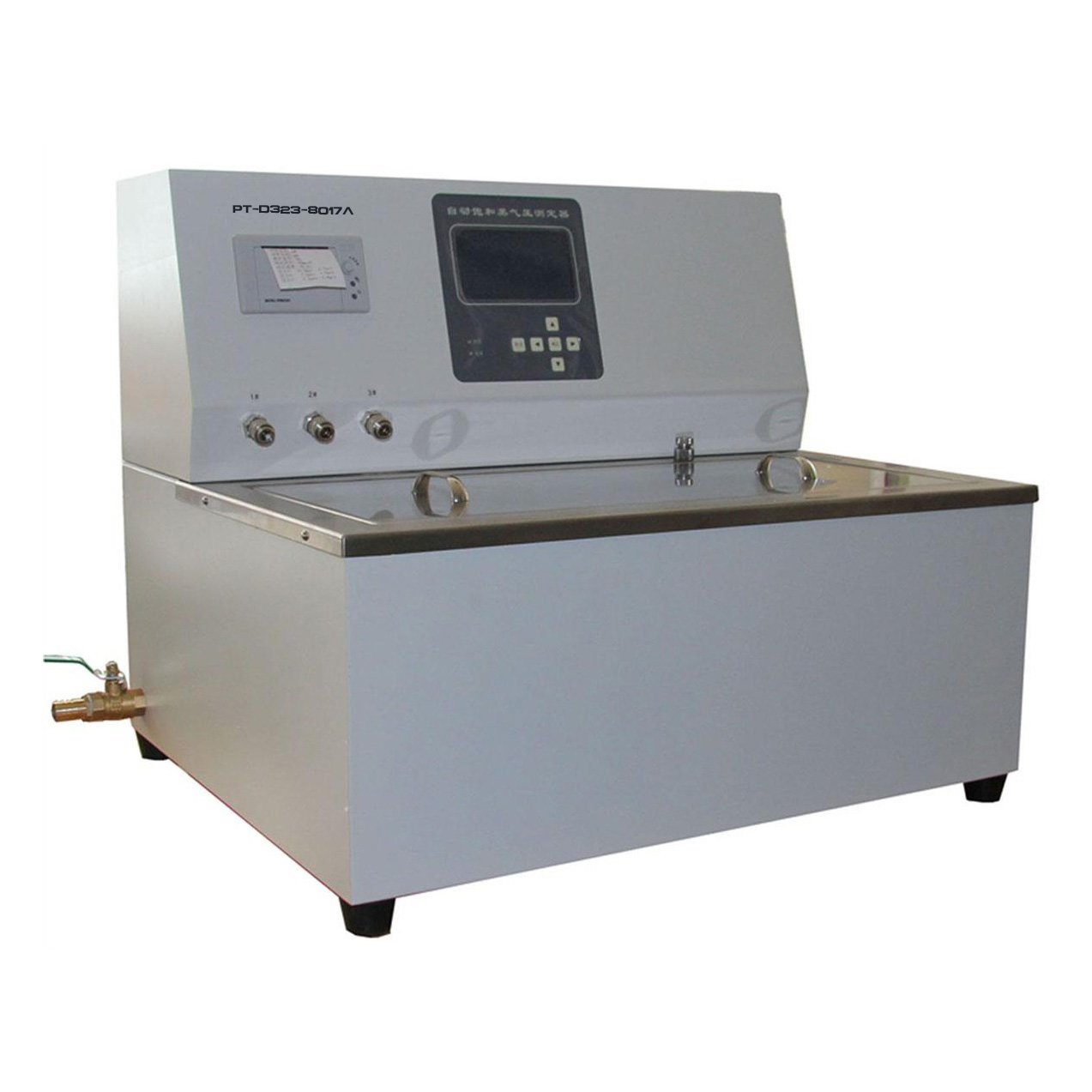 PT-D323-8017A Petroleum Products Vapor Pressure Tester (Reid Methods)