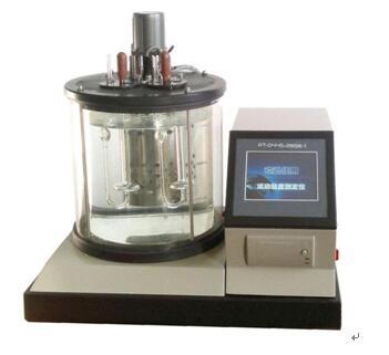Density, Kinematic Viscosity, Viscosity Index Tester, Viscometer, 4 samples, ASTM D445 petroleum Lubricating oils