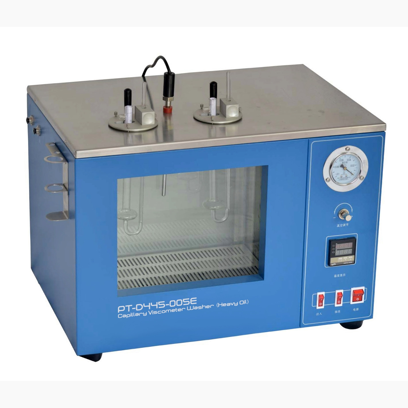 Capillary viscometer automatic cleaning machine (Washer)
