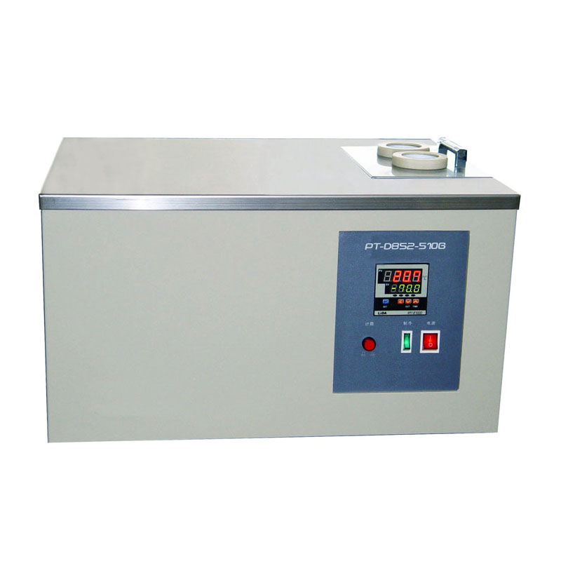 Petroleum Solidifying Point and Cold Filter Plugging Point Tester