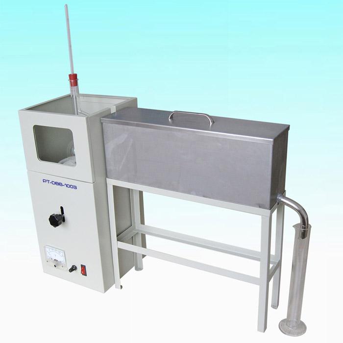 PT-D86-1003 Distillation tester for petroleum