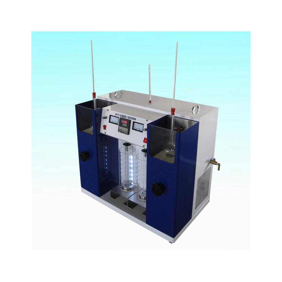 PT-D86-1003B Distillation tester for petroleum (Double tubes)
