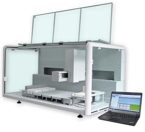 Liquid Handling Workstation for Laboratory