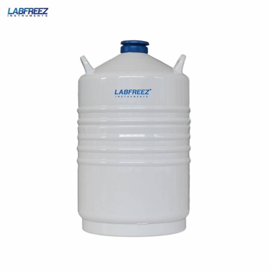 Storing Liquid Nitrogen Container/Dewar, Aluminum alloy