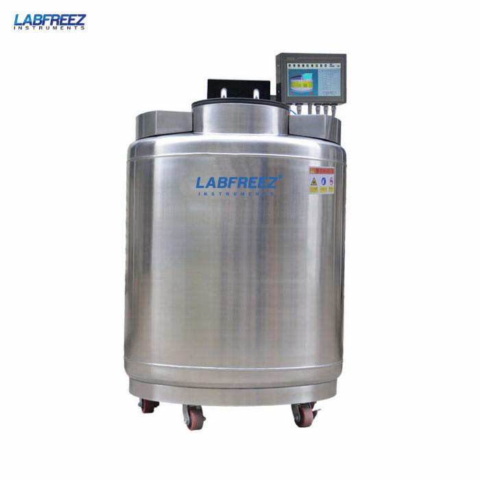 Storage Type Liquid/Vapor Nitrogen Container, Stainless steel