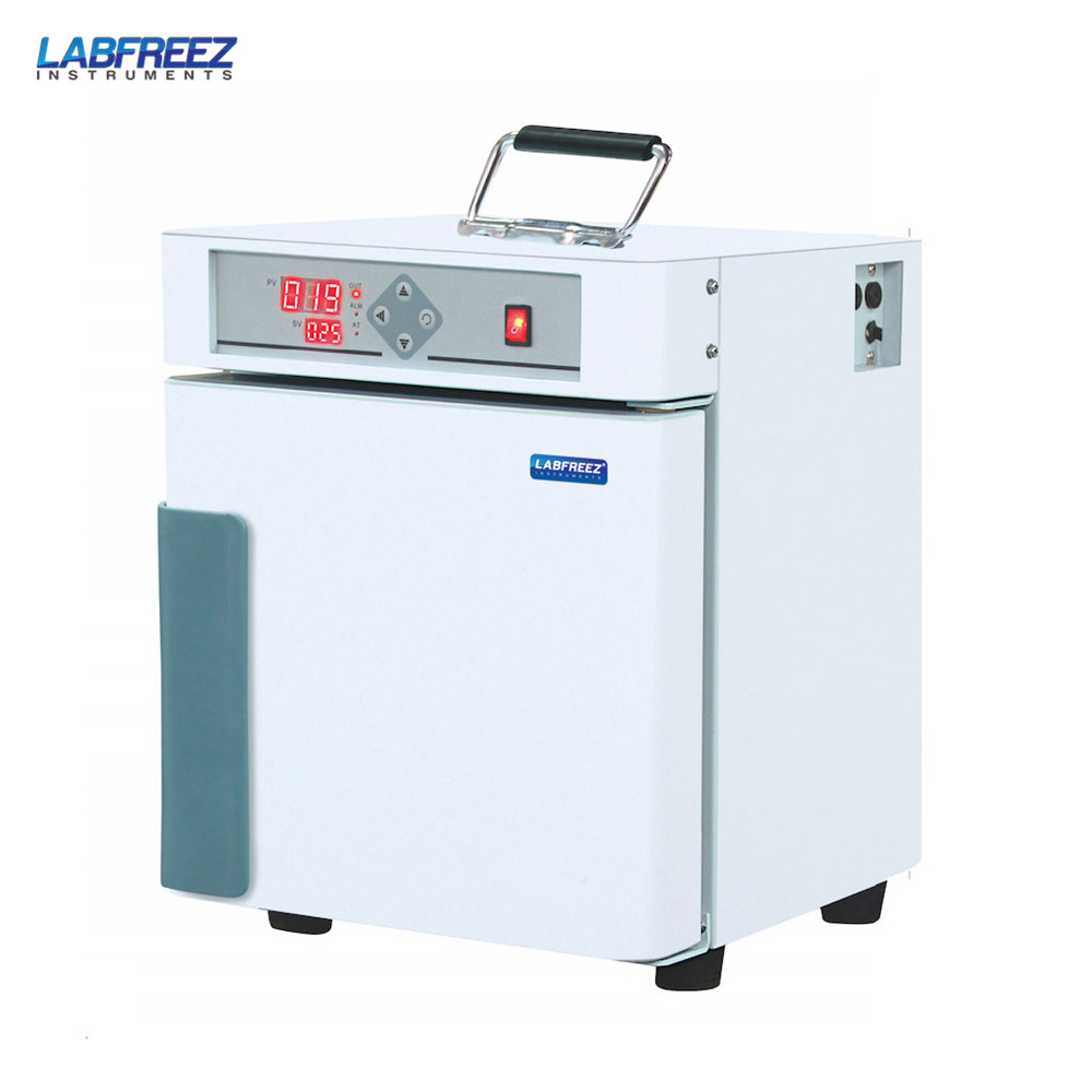 Portable thermostatic incubator/dry oven (car carry AC/DC 12V)