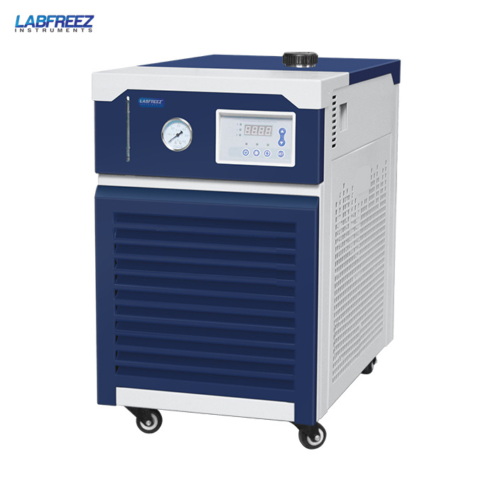 -10°C / -30°C Cooling Circulating Chiller, Upgraded High Precision Type