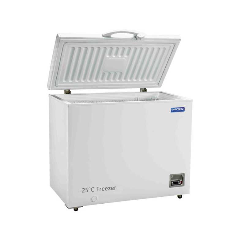 -25°C Laboratory Freezer, Inner Stainless Steel, Separately component with small door