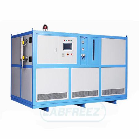 -25 ~ +5°C Low Temperature Industry Circulation Chiller