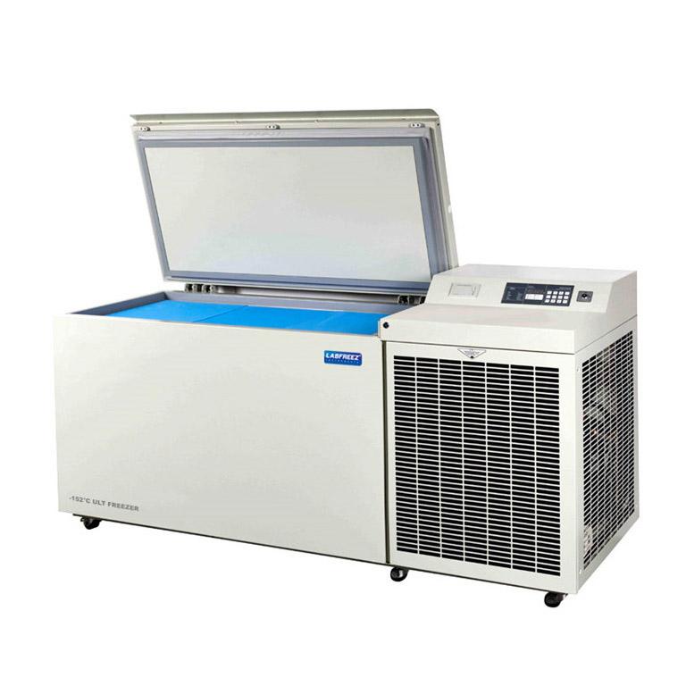 -152°C Ultra-low temperature Freezer, Chest type, 128L/258L , LN standby