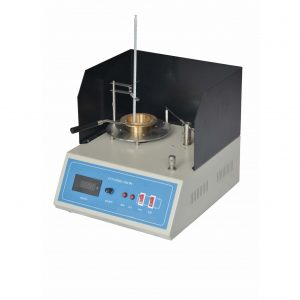 PT-D92-001A Semiautomatic Open Cup Flash Point Tester(Cleveland Open Cup Flash Point)
